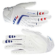 JT Racing Evo Protek Fader Gloves - Red-Wht-Blue 2013
